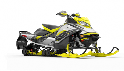 Recalled 2018 MXZ-XRS 850 E-TEC Yellow
