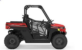 Recalled 2018 Polaris Ranger 150 – Solar Red