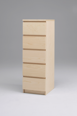 Recalled IKEA MALM 5 Drawer Dresser