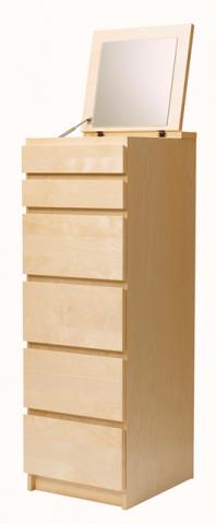 Cómoda (gavetero)  IKEA MALM de 6 cajones retirado del mercado