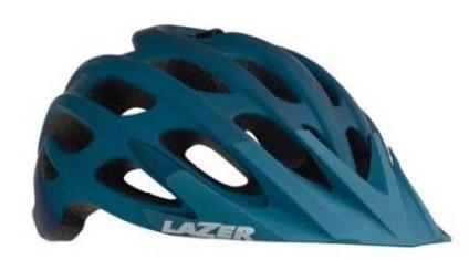 Recalled Lazer bicycle helmet – Magma/Jade