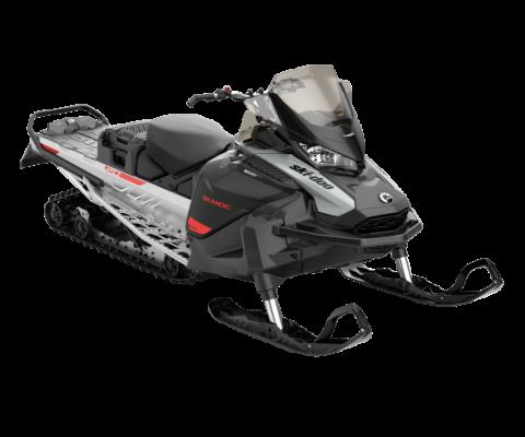 Recalled 2021 Ski-Doo Skandic Sport 600 EFI