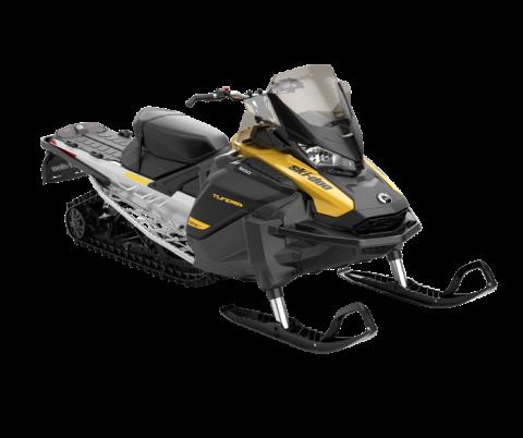 Recalled 2022 Ski-Doo Tundra Sport 600 EFI
