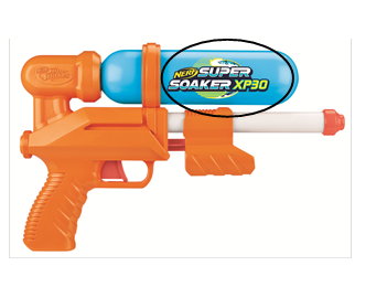 Recalled Super Soaker XP30