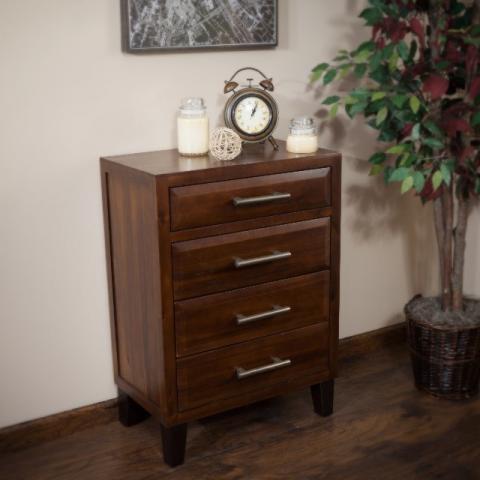 Recalled HM #55429.00MAH 4-drawer storage unit