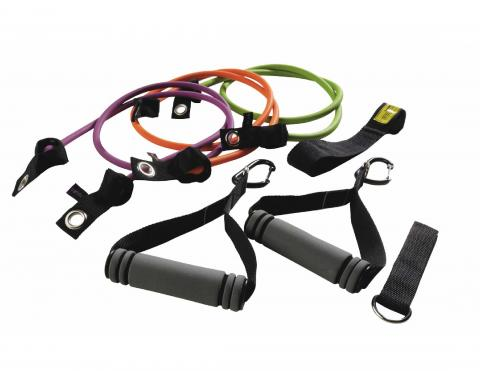Dick's Sporting Goods Fitness Gear resistance tubes – three tube kit
