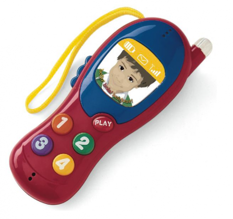 Recalled Toy Mobile Phone