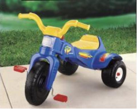 72643 Boys Tough Trike