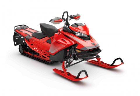 Recalled 2019 Ski-Doo Backcountry XRS 850 E-TEC
