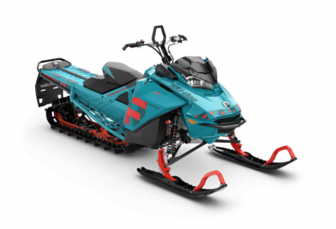 Recalled 2019 Ski-Doo Freeride 850 E-TEC