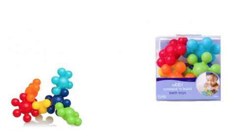 Recalled Ubbi Connecting Bath Toys