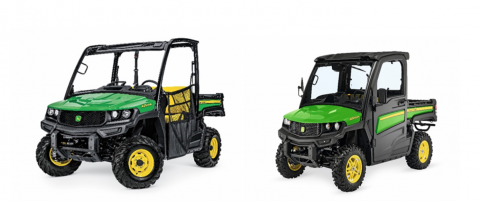 Recalled John Deere XUV835 Gator™ utility vehicle