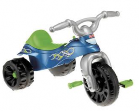 Fisher-Price Kawasaki Tough Trike- Model: N6021