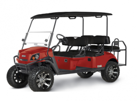 Recalled E-Z-GO: Express L6-Gas; Tracker Off Road: Tracker LX6-Gas