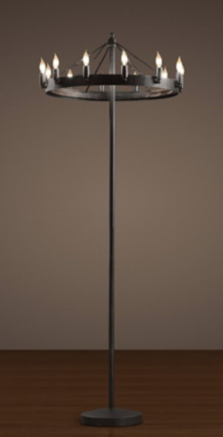 Recalled RH Camino floor lamp