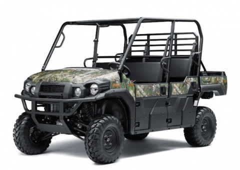 Recalled Model Year 2019 MULE PRO FXT