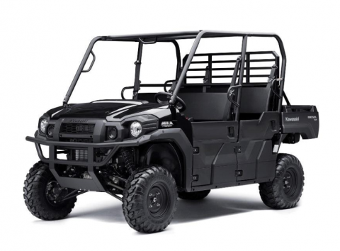 Recalled Model Year 2016 MULE PRO-DXT