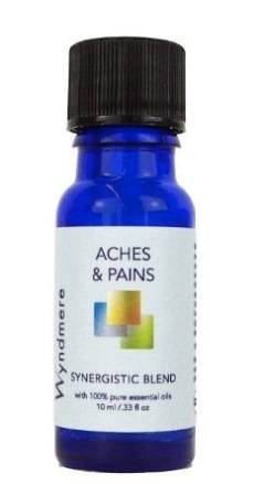 Recalled Wyndmere Aches & Pains Synergistic Blend Essential Oil 10mL