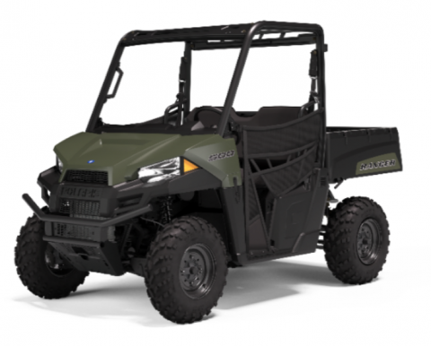 Recalled 2020 Polaris RANGER 500