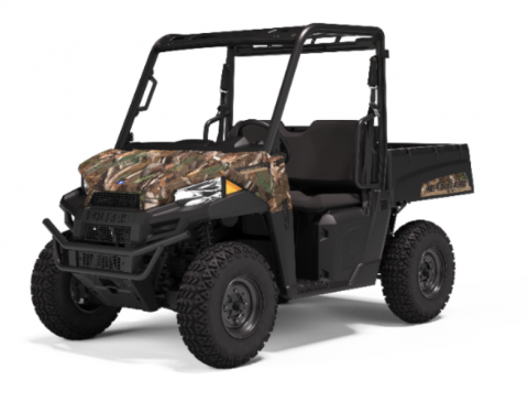 Recalled 2020 Polaris RANGER EV