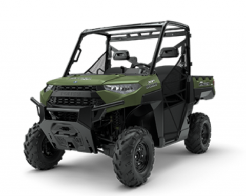 Recalled Model Year 2019 Polaris RANGER XP 1000 EPS