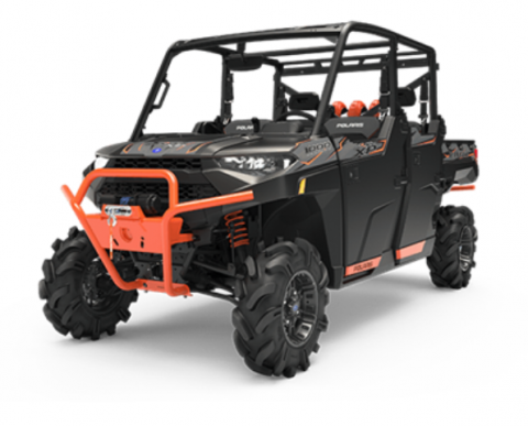 Recalled Model Year 2019 Polaris RANGER CREW XP 1000 EPS