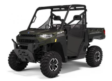 Recalled Model Year 2020 Polaris Ranger XP 1000