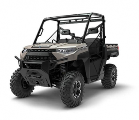 Recalled 2018 Polaris RANGER XP 1000 EPS