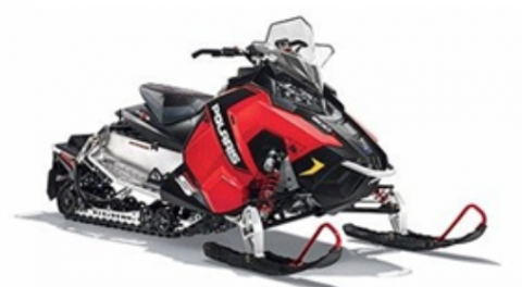 Recalled Polaris 2015 SWITCHBACK snowmobile