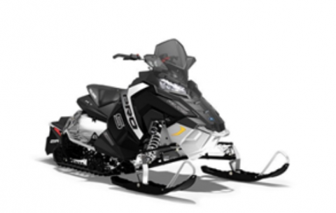 Recalled Polaris 2017 RUSH snowmobile