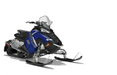 Recalled Polaris 2018 RUSH snowmobile