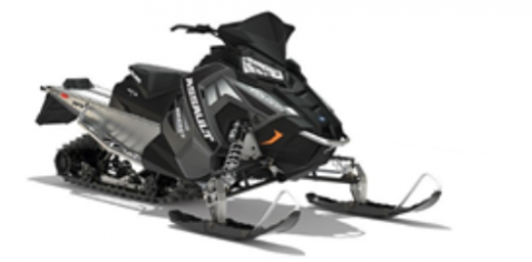 Recalled Polaris 2018 SWITCHBACK snowmobile