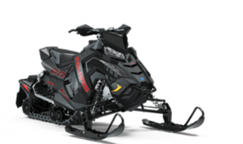 Recalled Polaris 2019 RUSH snowmobile