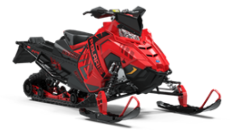 Recalled Polaris 2019 SWITCHBACK snowmobile