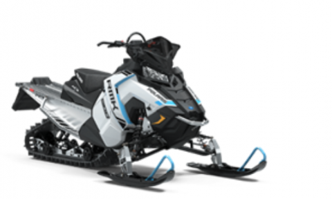 Recalled Polaris 2019 RMK snowmobile