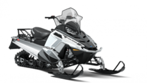 Recalled Polaris 2019 VOYAGEUR snowmobile