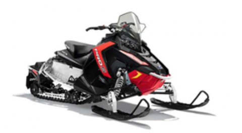 Recalled Polaris 2016 SWITHBACK snowmobile