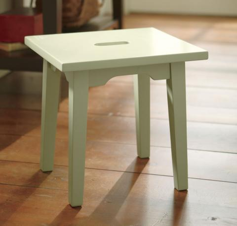 L.L.Bean painted cottage step stool