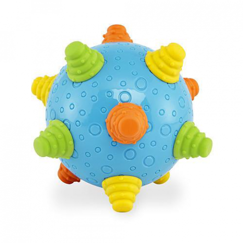 "Toys ""R"" Us Recalls Infant Wiggle Balls Due to Choking Hazard"