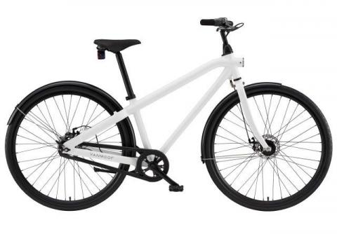 VanMoof B-series city bicycles: 3 speed Step through frame without integrated lock