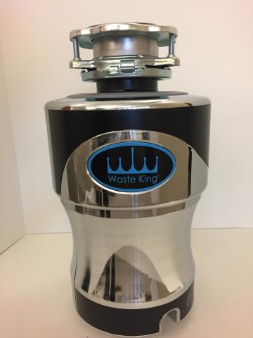 Waste King Knight Series 1 HP Garbage Disposer (model no. A1SPC)