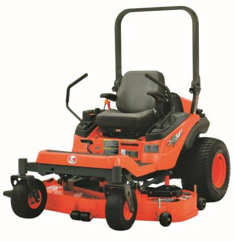 ZG model mower