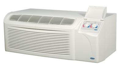Carrier Packaged Terminal Air Conditioners (PTAC) and Packaged Terminal Heat Pumps (PTHP)