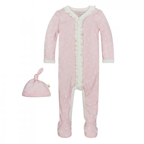 cfa18c8cb Burt's Bees Baby Recalls Infant Coveralls Due to Choking Hazard ...