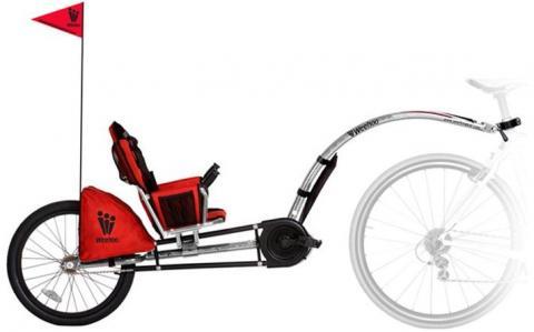 Recalled Bike Trailer