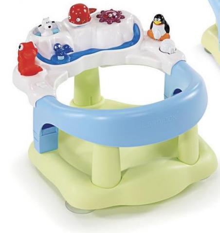 Baby Bath Seats/Chairs Recalled Due to Drowning Hazard; Made by ...