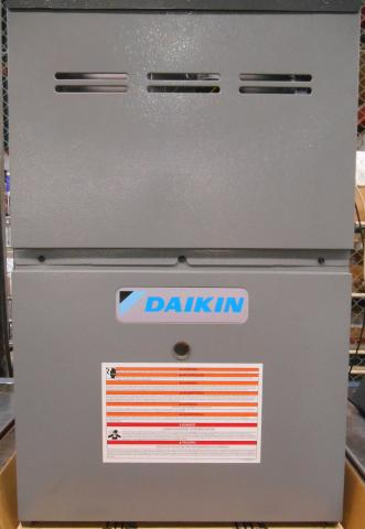 Recalled Daikin furnace