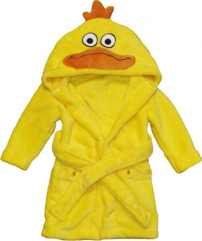 Kreative Kids duck children's robe