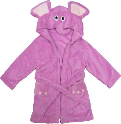 Kreative Kids elephant children's robe