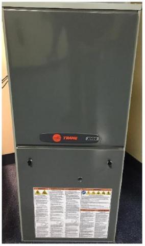 Trane furnace